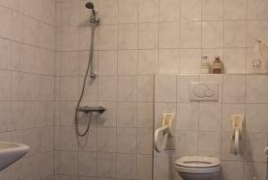 De Smokkelaar - Badezimmer